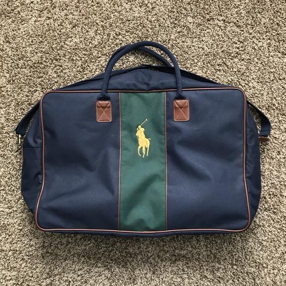 Polo Ralph Lauren bag. M 5a4b03e236b9de042307507b be030407c6fda